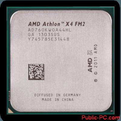 Protsessor-AMD-Athlon-2-x4-760K-na-arhitekture-Richland