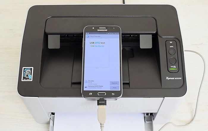 printer for smartphone