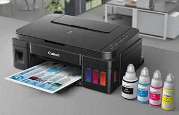 Наличие в продаже оригинальных чернил для картриджей струйных принтеров позволяет их заправлять самостоятельно