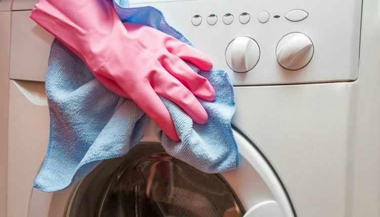 Как почистить стиральную машину 22: фото