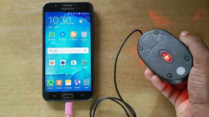 mouse for smartphone