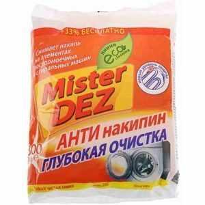 Средство Mister DEZ: фото