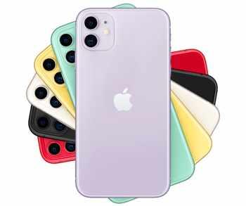 Apple iPhone 11: фото
