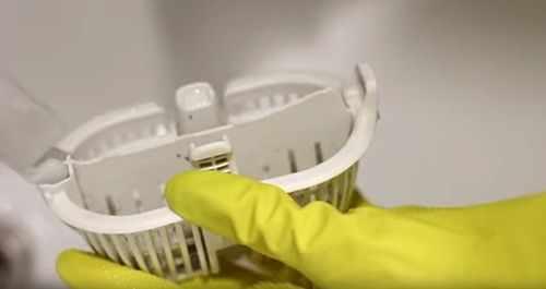 Как почистить стиральную машину 7: фото