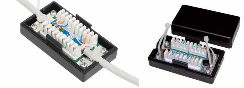 Соединитель LAN-кабеля