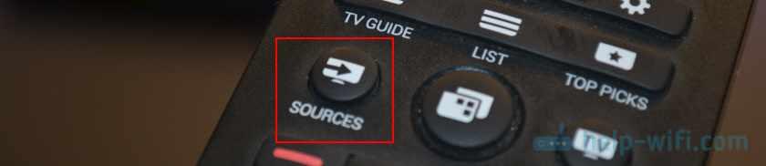 Настройка HDMI порта телевизора на Miracast адаптер