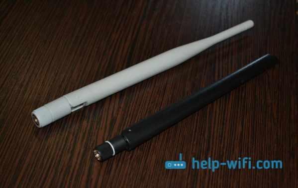 Плохой сигнал Wi-Fi: смена антенн роутера