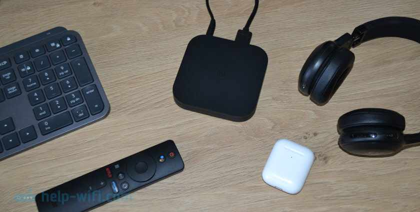 Bluetooth на Android TV приставках Xiaomi и других производителей
